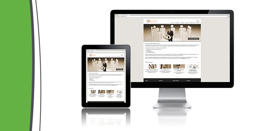 Website & Huisstijl Surani
